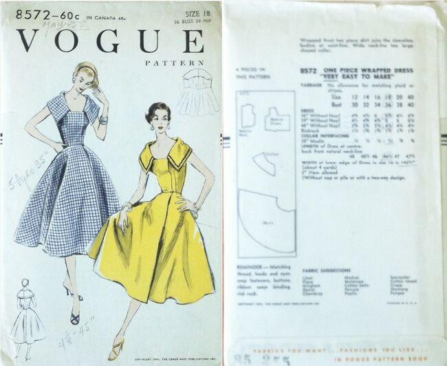 Vogue 8572