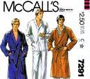 McCall's 7291 A