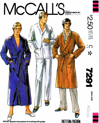 McCalls 1980 7291