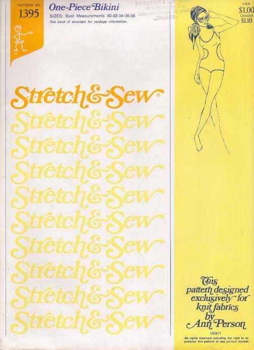 Stretch & Sew 1395 image