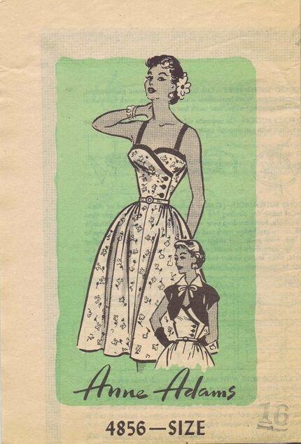 Anne Adams 1956 4856