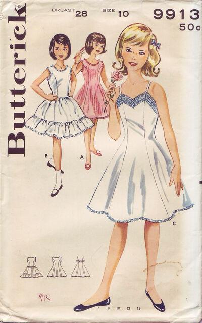 Butterick 9913
