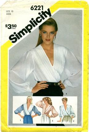 Simplicity 6221