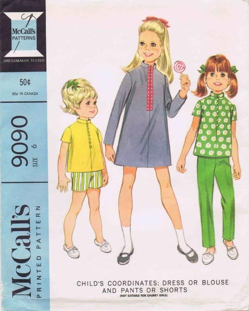 McCalls 1967 9090