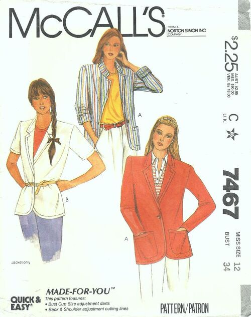 MC 7467 12
