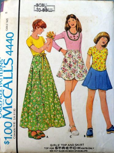 Mccall's 4440 A Small