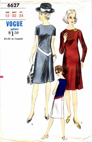 Vogue 6627