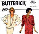 Butterick 4021 A