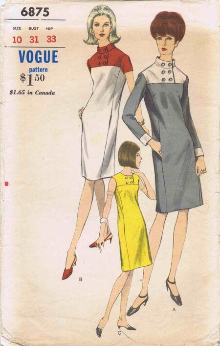Vogue 1966 6875