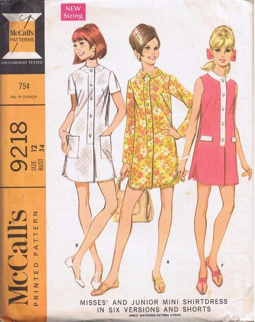 McCall's 9218