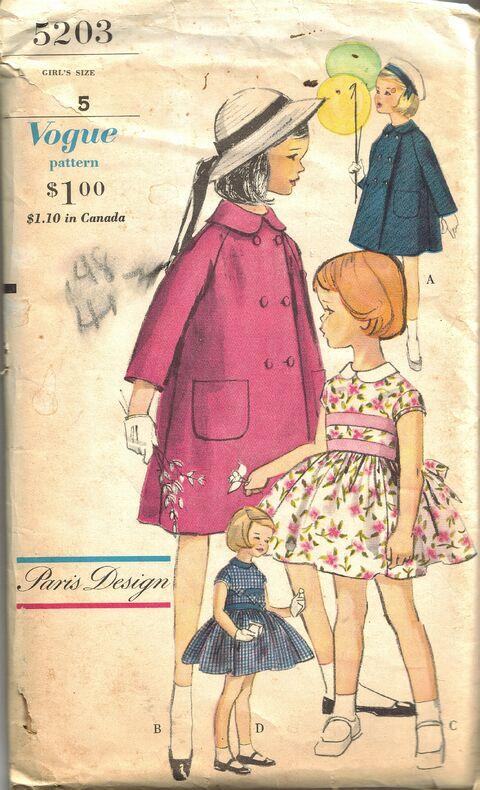 Vogue 5203
