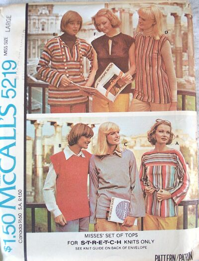 McCall's 5219