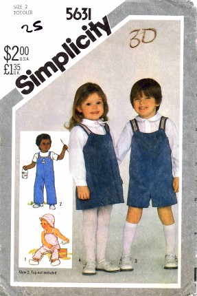 Simplicity 1982 5631