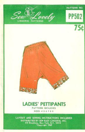 Sew Lovely PP502 2