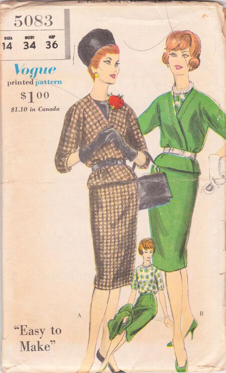 Vogue 5083a