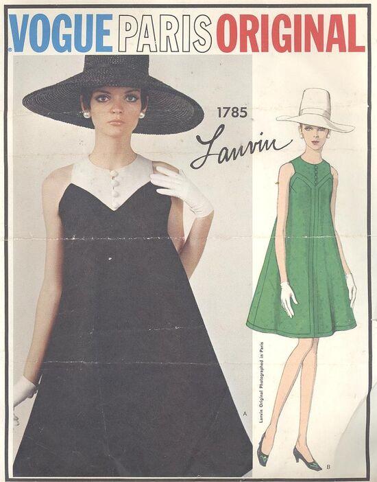 Lanvin Vogue 1785