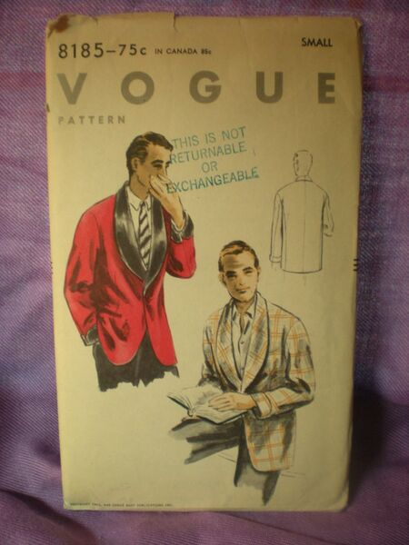 Vogue 8185 image