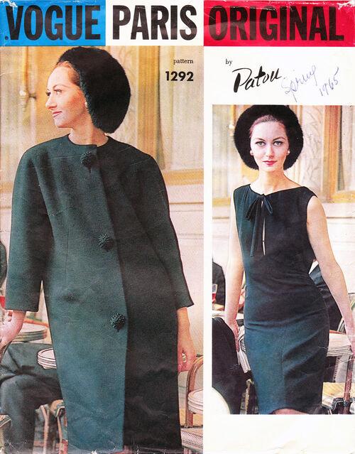Vogue 1292front