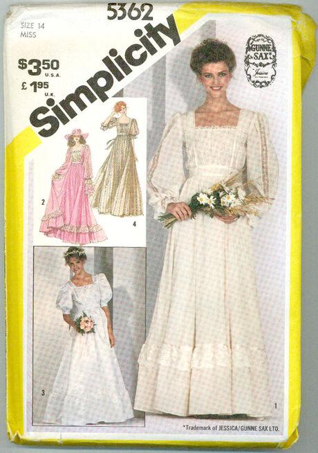 Simplicity 5362 A