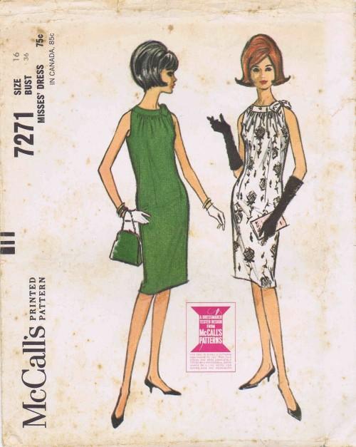 McCalls 1964 7271