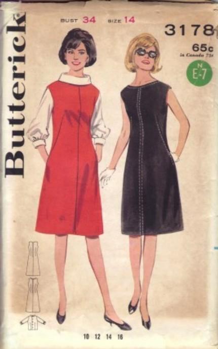 Butterick 3178