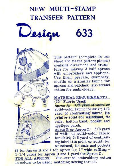 Mail Order Design 633