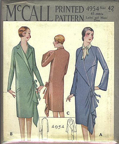 McCall 4954