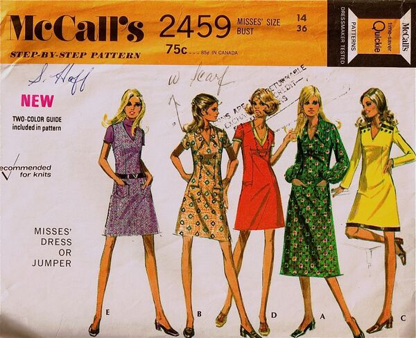 McCall's2459
