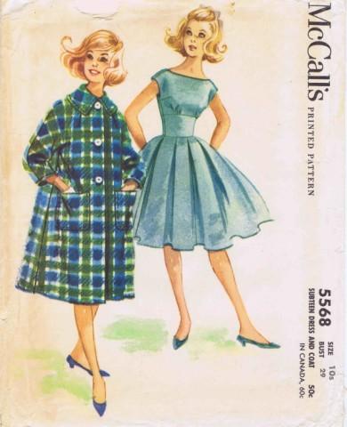 McCalls 1960 5568