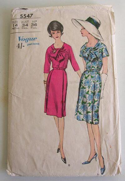 Vogue 5547 image