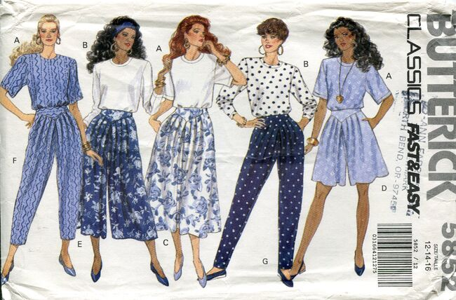 Butterick5852coords