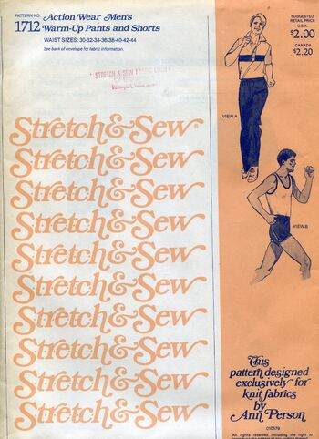 Stretch&sew1712