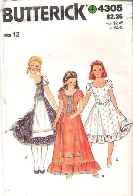 B4305Size12,1970s