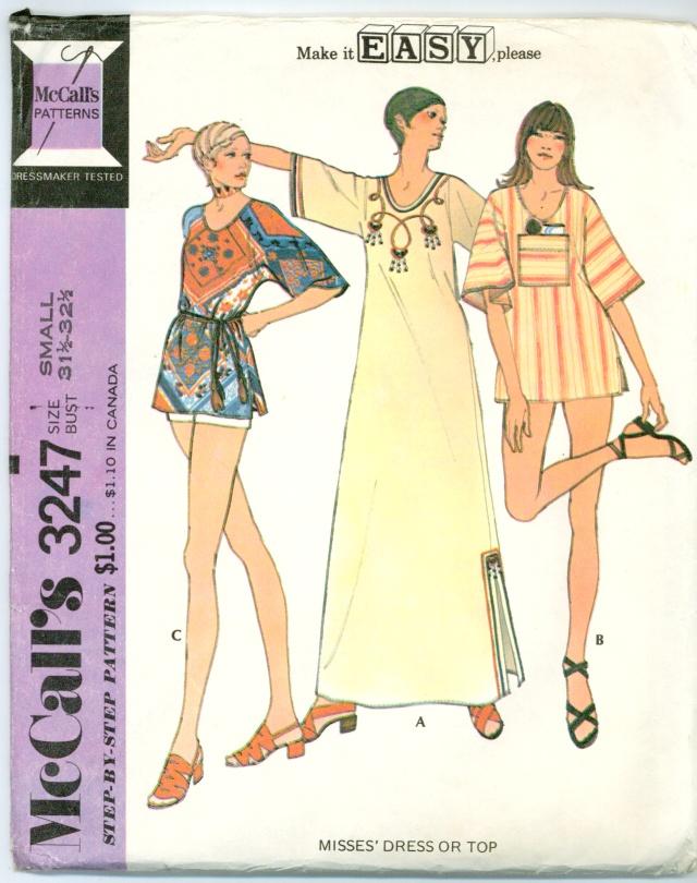 McCalls 3247F
