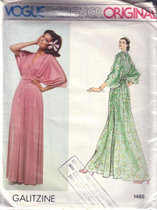 Vogue 1485 image