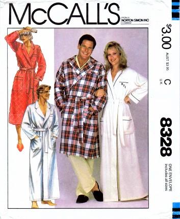 McCalls 1982 8328