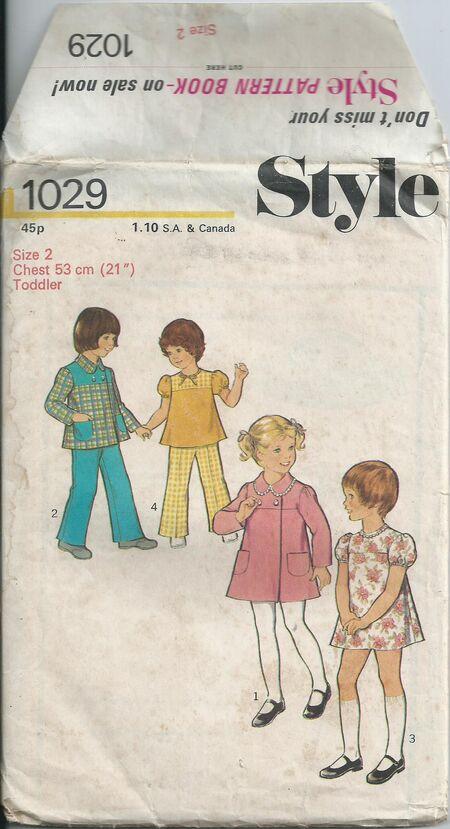 Style 1029