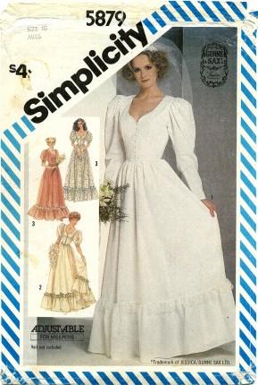 Simplicity 5879