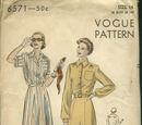 Vogue 6571