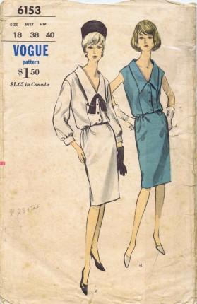 Vogue 6153