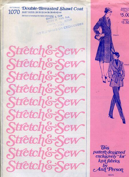 Stretch&sew1070