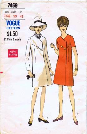Vogue 7469