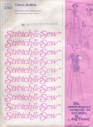 Stretch & Sew 1040 image