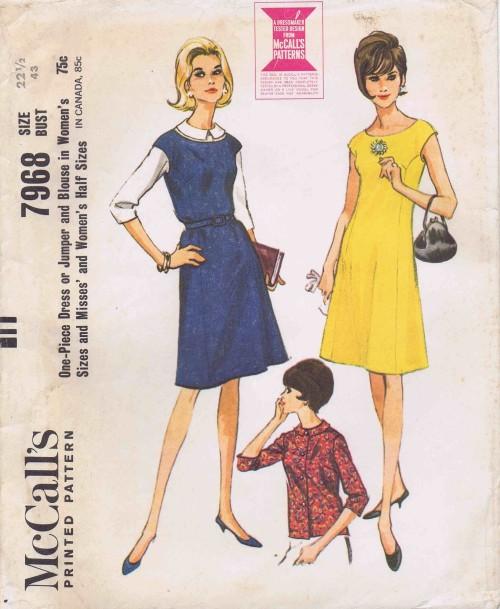 McCalls 1965 7968