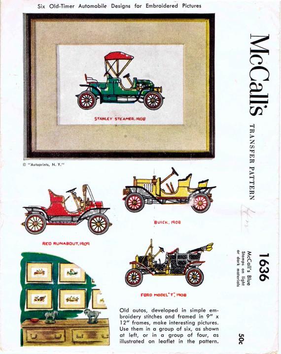 McCalls 1950 1636