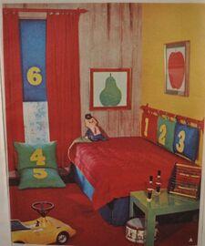 Butterick 3747 bedrooms b