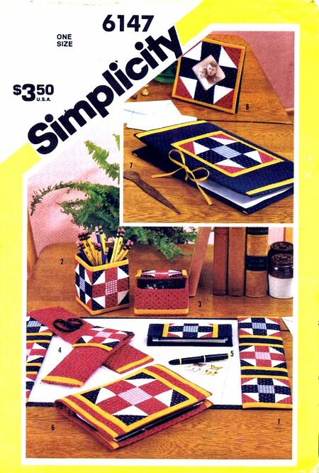 Simplicity 1983 6147