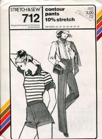 Stretch&sew712contourpants
