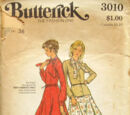 Butterick 3010