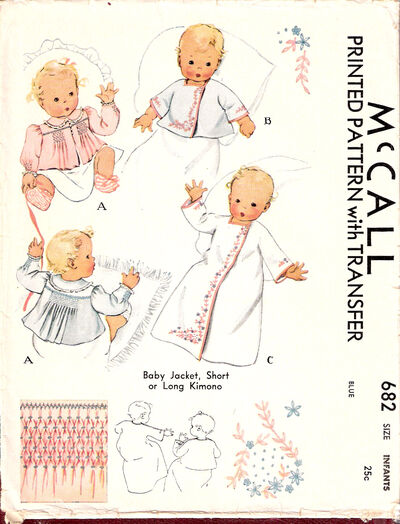 Mccall-infant